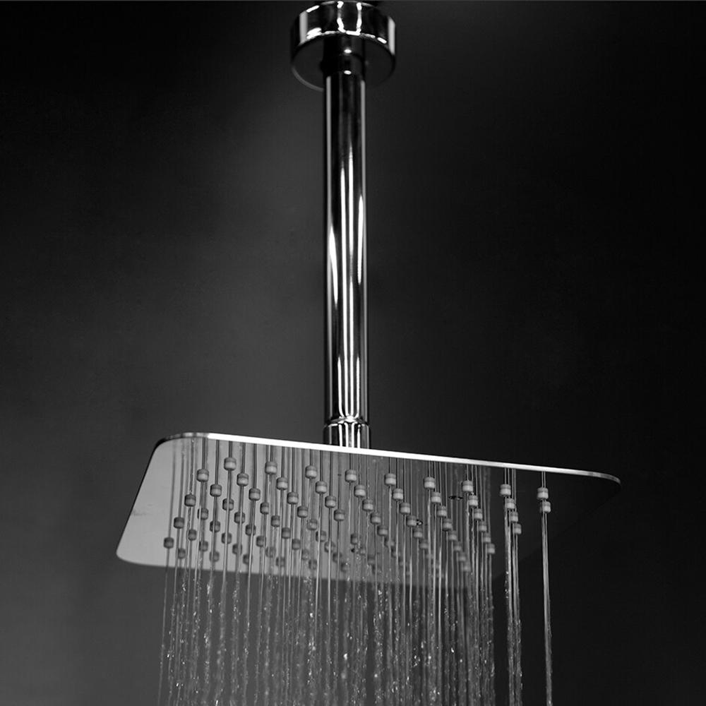 eleganza square shower head