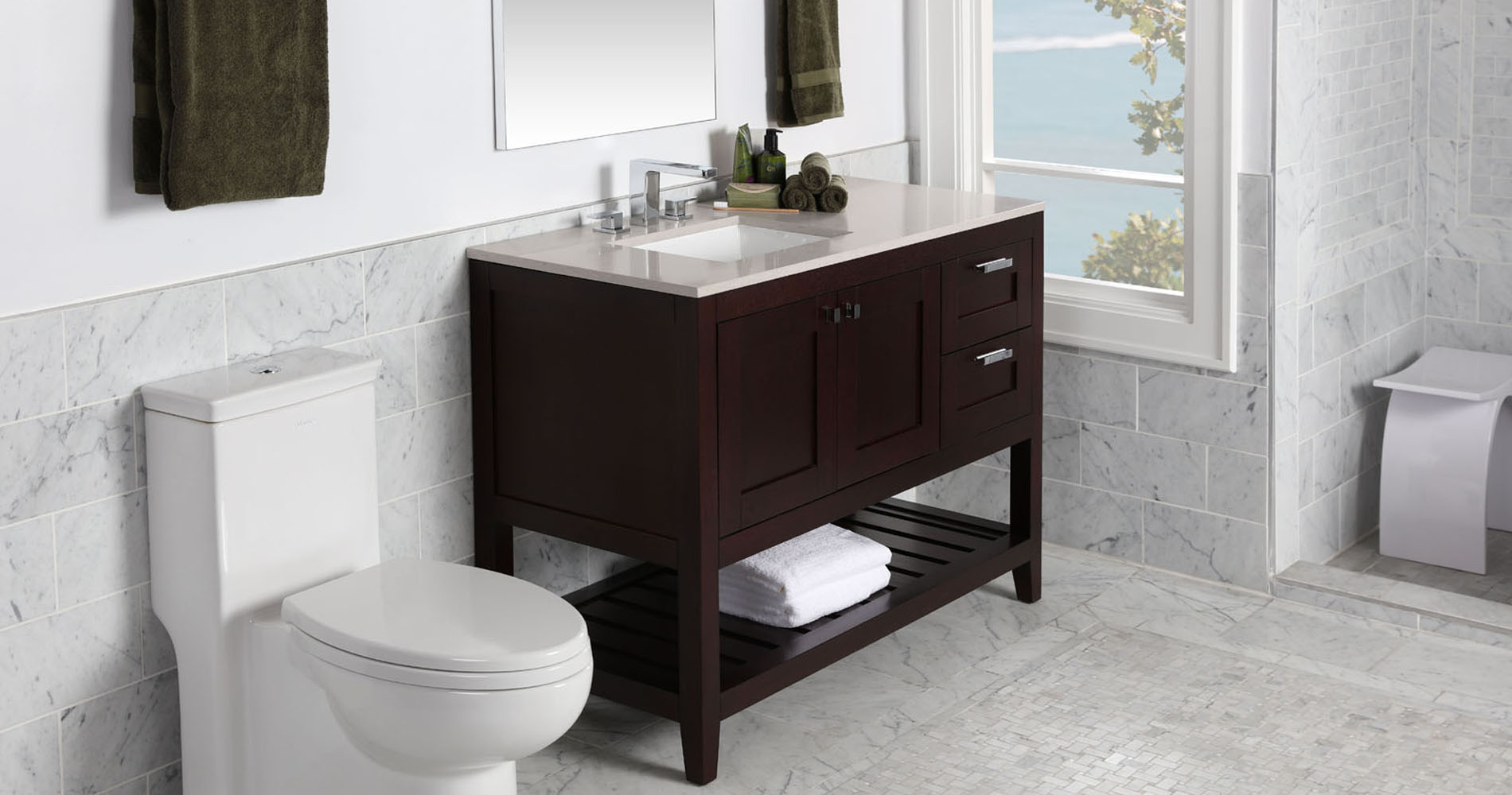 Bathroom Apron Sink Lacava