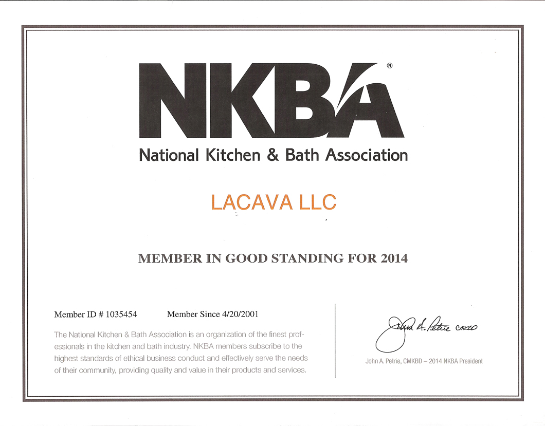 Membership Of National Kitchen Bath Association