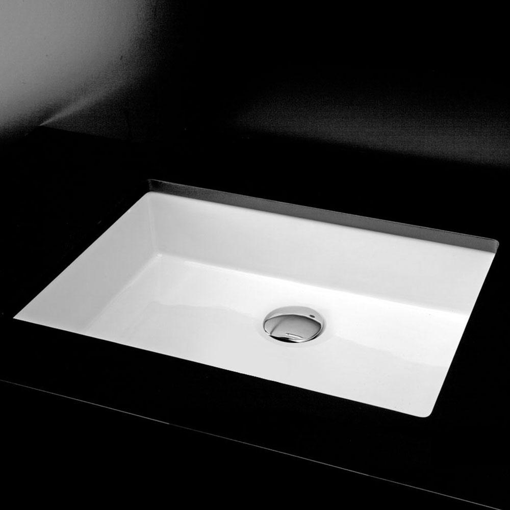 New Undermount Cube Sinks