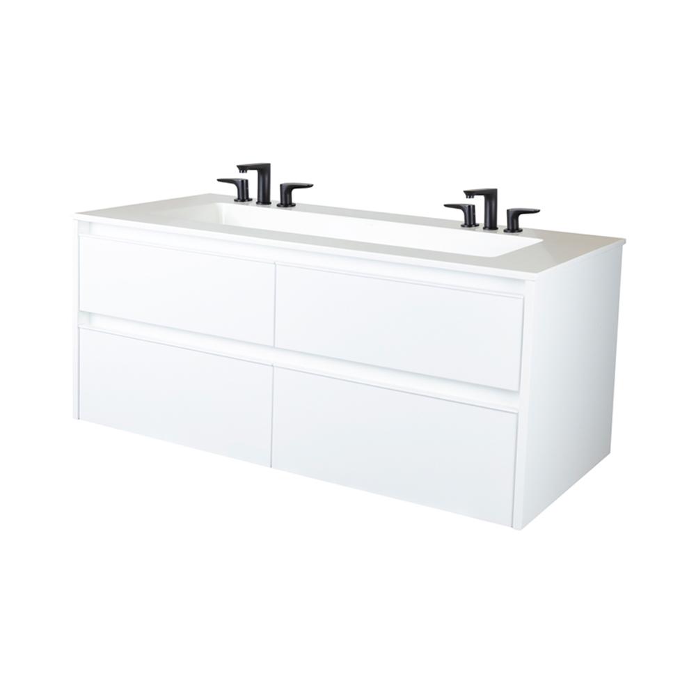 48-inch Pronto in Matte White