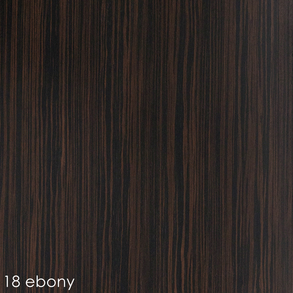 18 - natural ebony