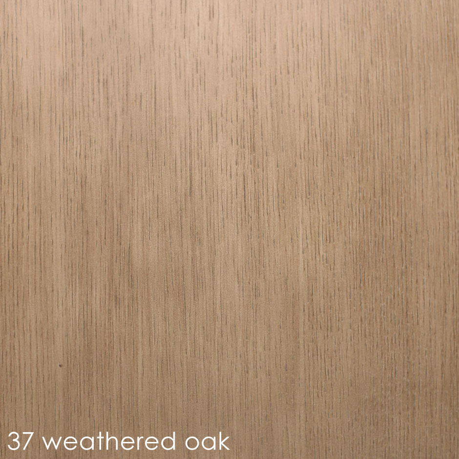 37 - weathered oak