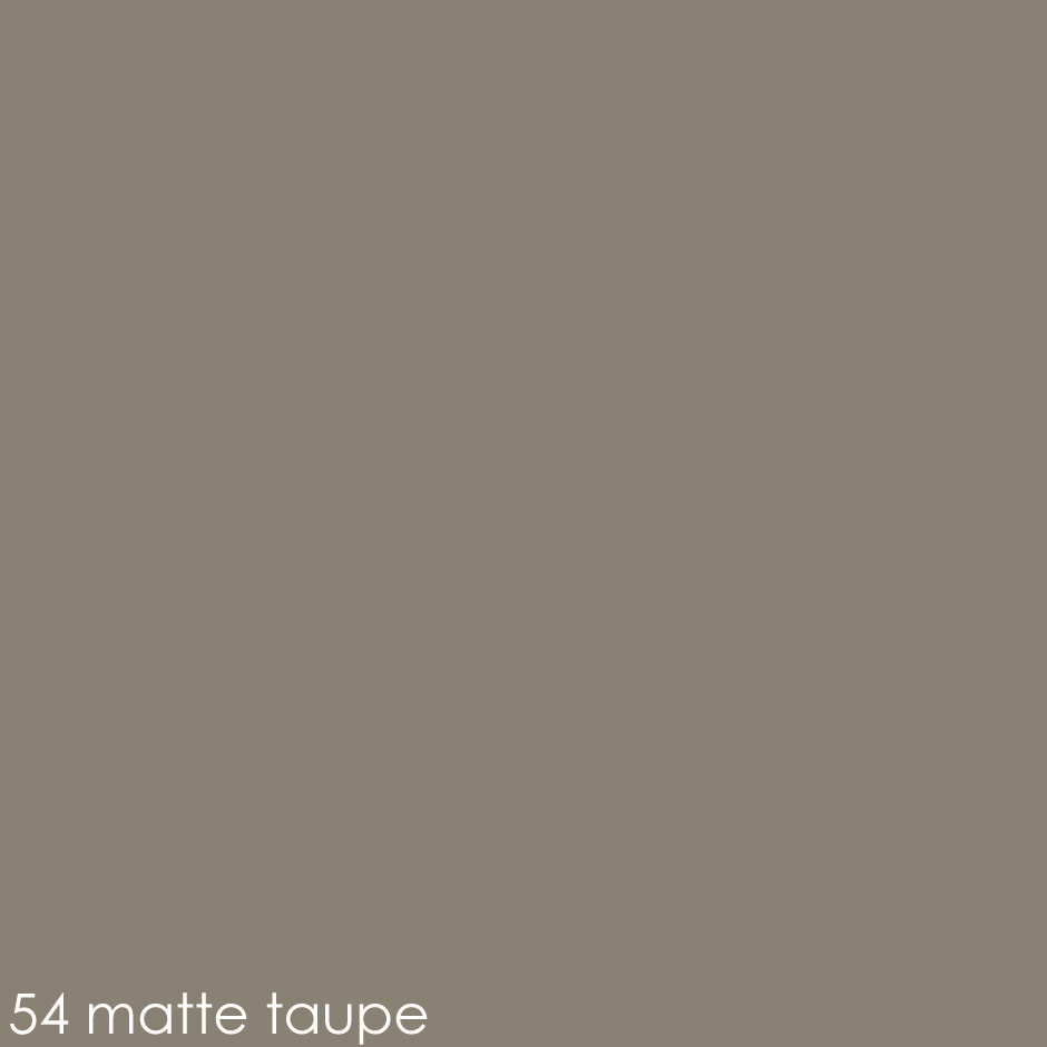 54 - matte taupe paint